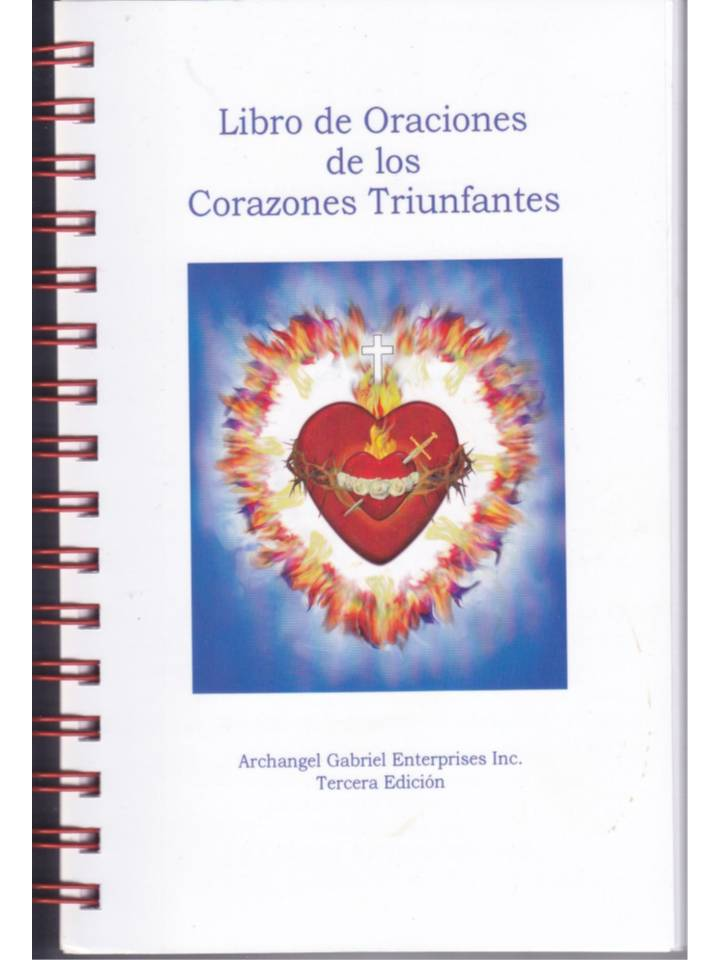 Spanish Blue Book Cover